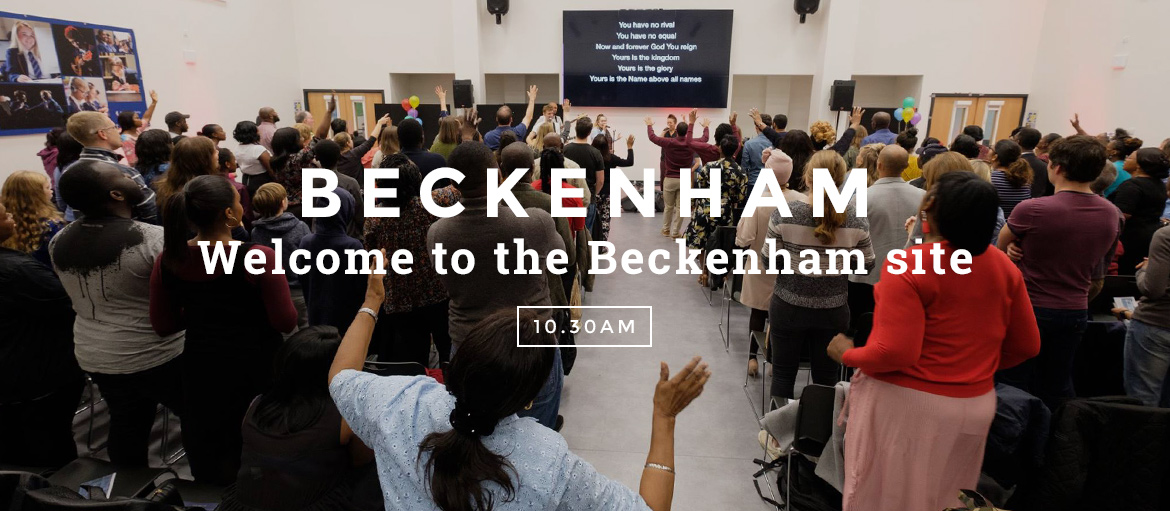 Welcome to the Beckenham site