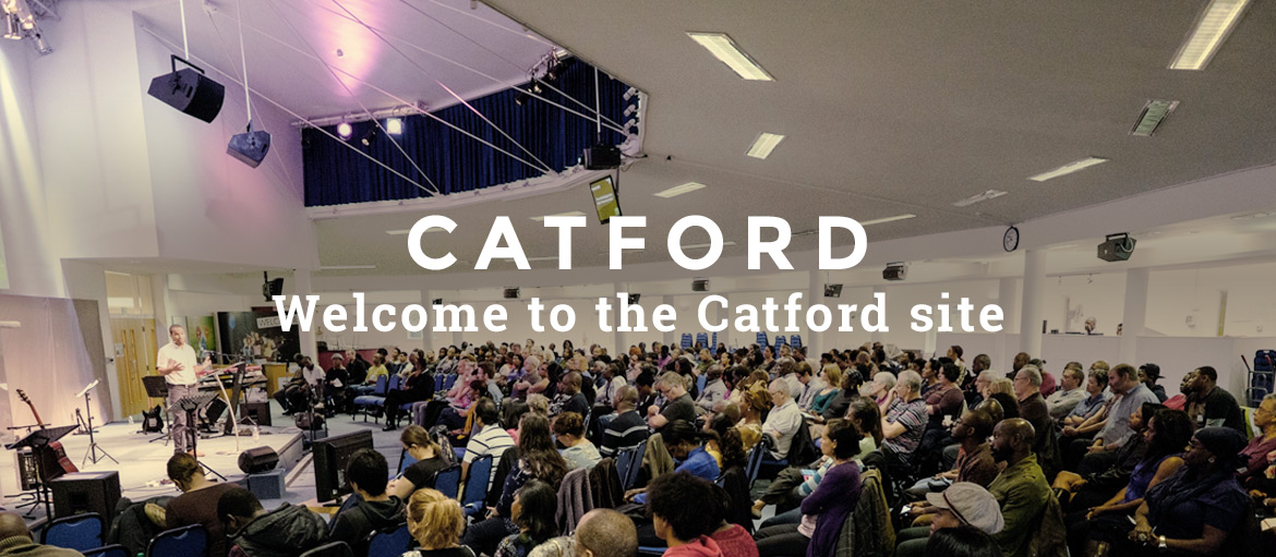 Catford site