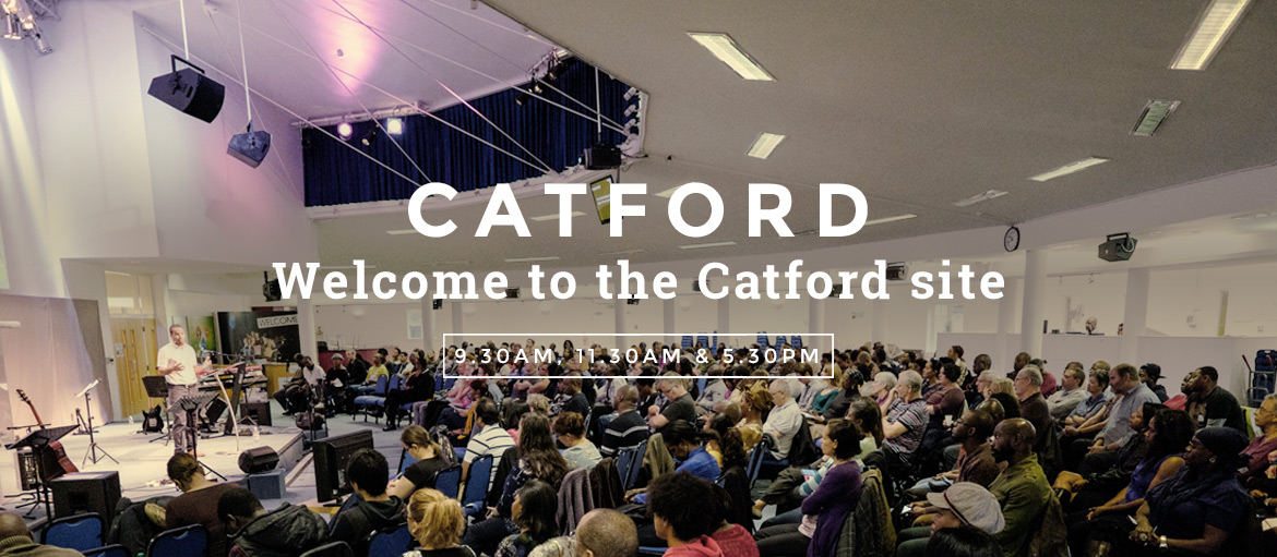 Welcome to the Catford site