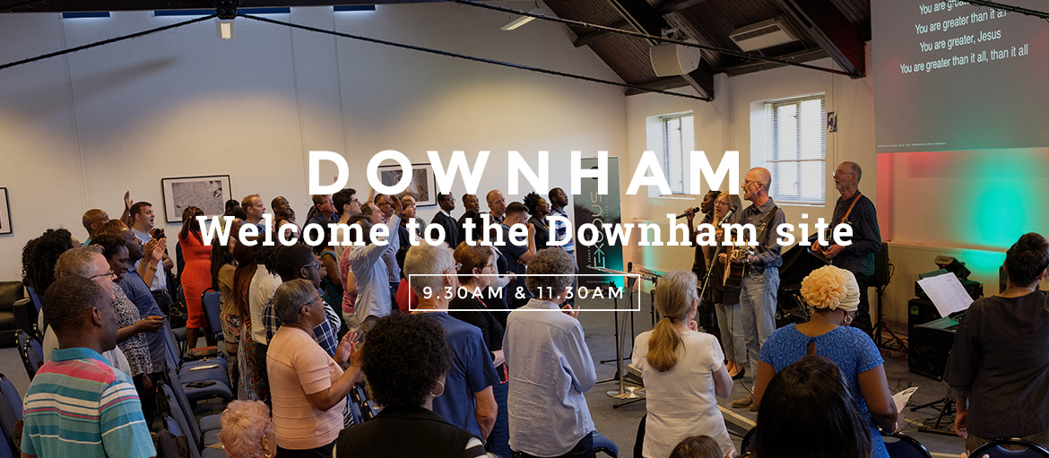 Welcome to the Downham site