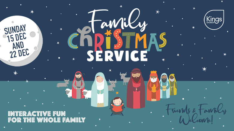 Family Christmas Services