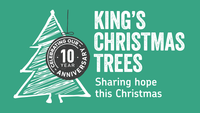 King's Christmas Trees 10 Years